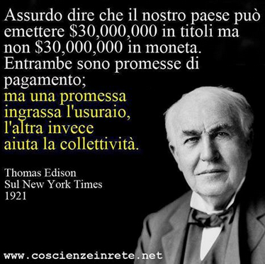 I Paesi con economia funzionante adottano tutti la moneta sovrana!