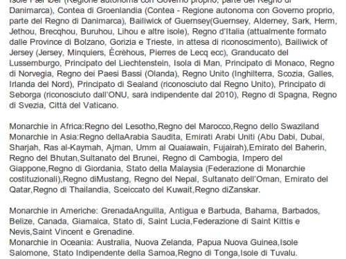 Italia Reale!