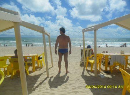 Guardo avanti!  Fortaleza, Brasil (America latina)