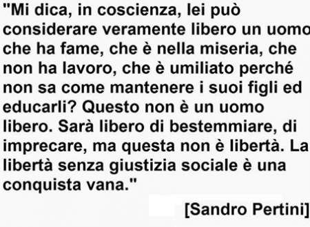 Presidente Sandro Pertini! impareggiabile..