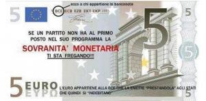 sovranita' monetaria