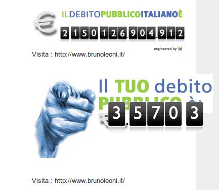 Il debito pubblico Italiano, fuori controllo! matematicamente insaldabile !!! nessuno te lo dice, la politica non ne parla!