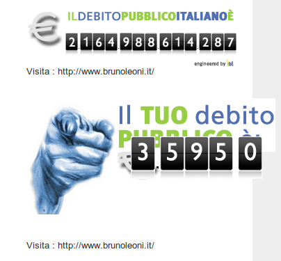 Venga aggiornata la Costituzione e l'Italia riparte!