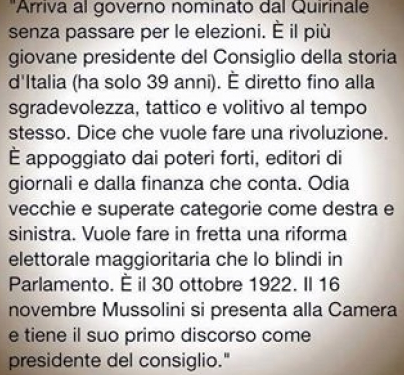 Le Italie del debito pubblico dal 1922 a oggi