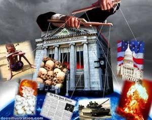 Le 25 regole del terrore a cura della Massoneria